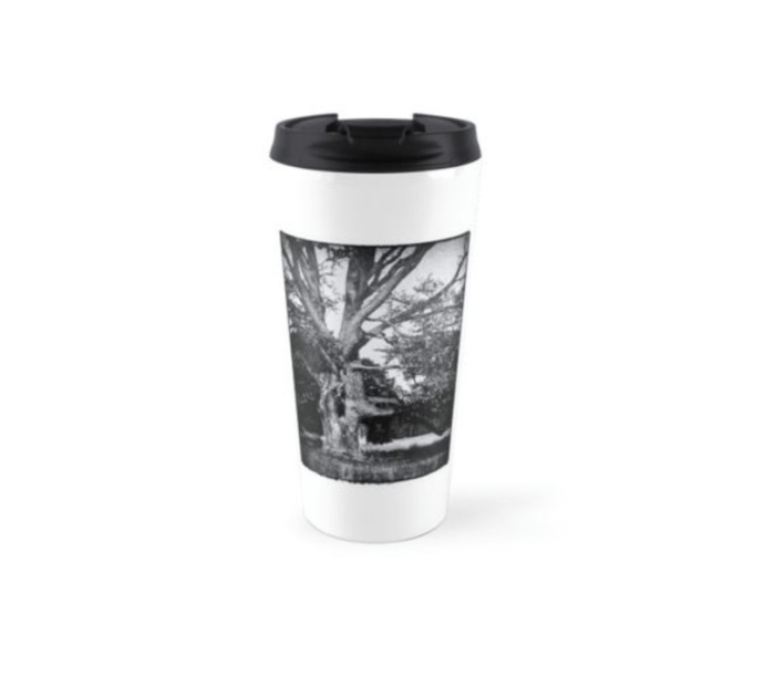 Spooky Tree Travel Mug
