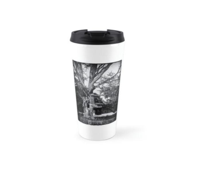 Spooky Tree Travel Mug