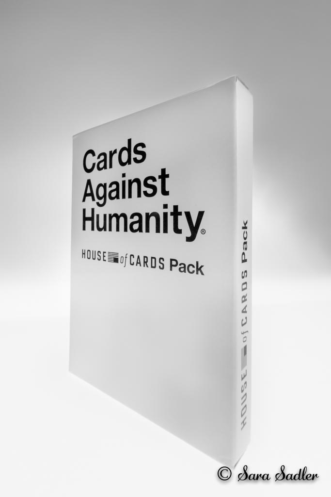 Looking forward to 2019 - Cards Against Humanity game