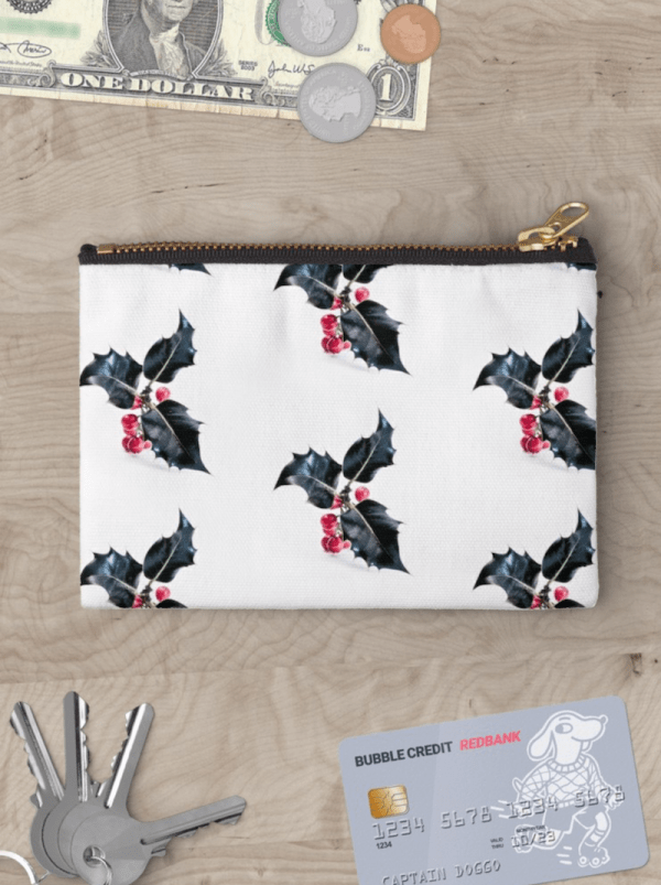 holly studio pouch