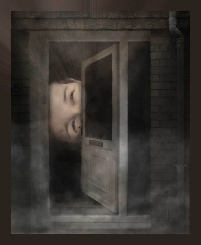 the seven stages of lockdown - hope. One from the new series by Sara Sadler