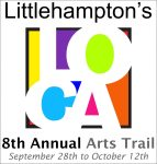 Littlehampton's 8th Annual Arts Trail. September 28th to October 12th 2020