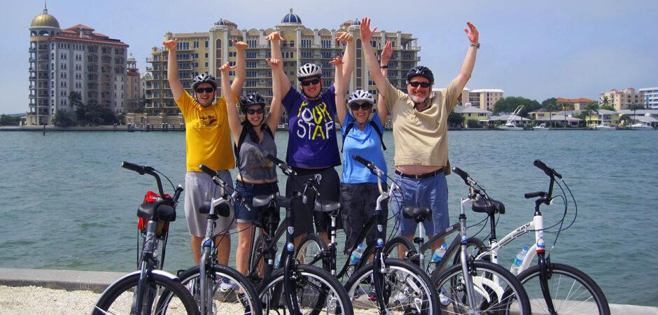 Sarasota bicycle rentals