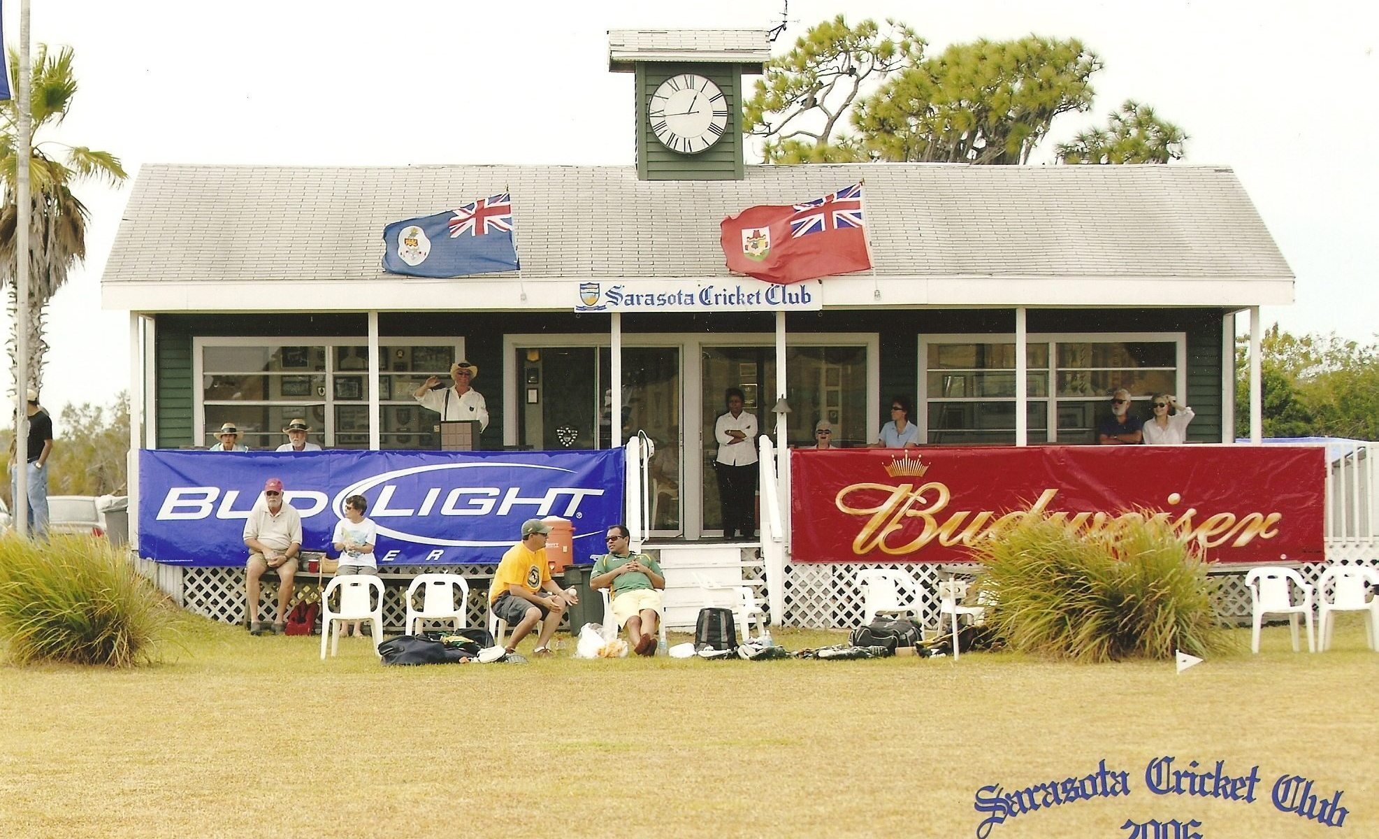 Sarasota Internation Cricket Club - Clubhouse 20110