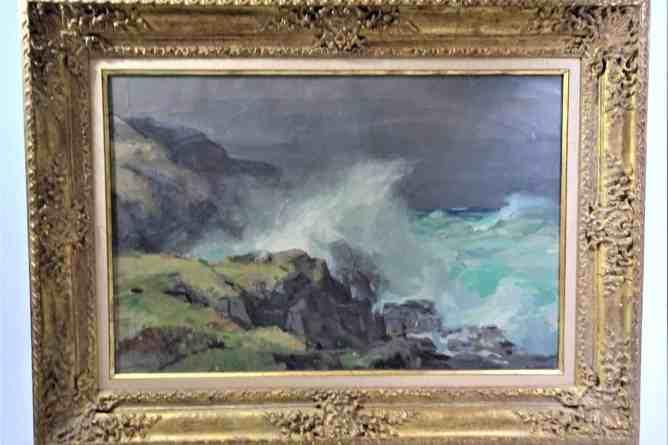 Jay Hall Connaway (1893 - 1970), Oil on Canvas