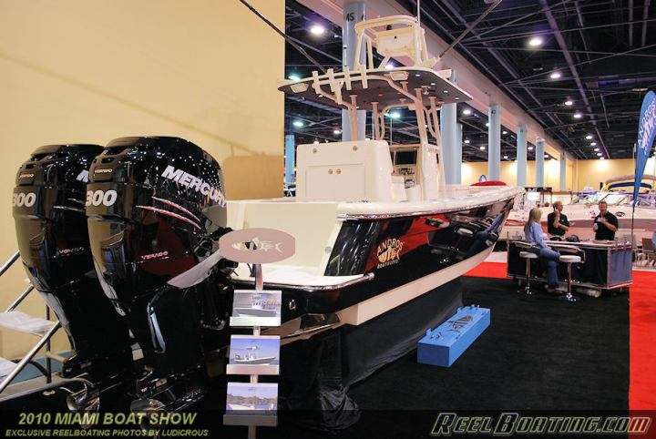 New Andros 32' Offshore @ Miami