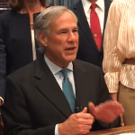 Texas Governor Says Special Session Will Continue Despite Democrats' Walkout