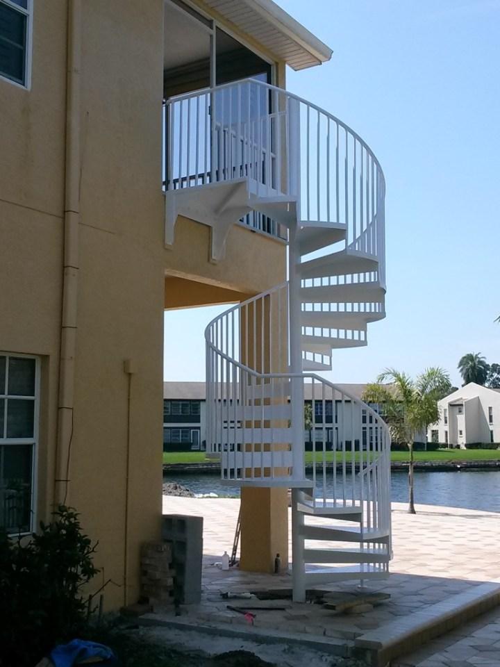 Spiral Stairs Sarasota - Tampa
