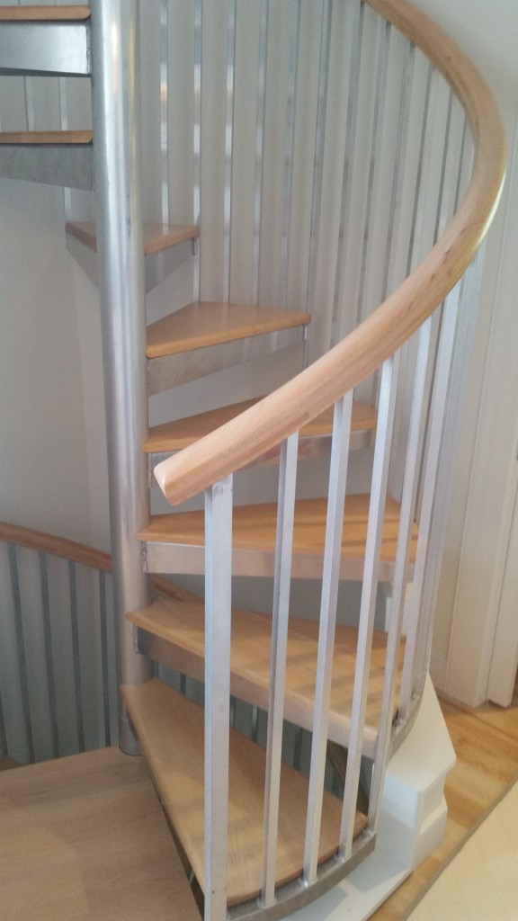 Holmes Beach Dale spiral stairs a