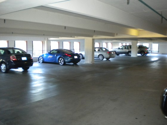 Sarasota offices with parking