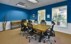 Offices for rent in Sarasota with conference rooms.