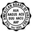 American Board of Urology badge