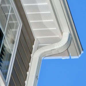 Downspouts, Soffit and FasciaWhile gutters are important, gutter guard cary, gutters raleigh