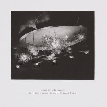"Josiah McElheny, Eternity through the stars, 2011, Suite of six photogravures and colophon with clamshell, 24"" x 20"", Edition: 20, Images courtesy of Graphicstudio/USF, Photo Credit: Will Lytch"