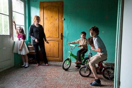 Abkhazian Play by Karen Arango
