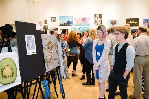 CreateSRQ Juried Art Show