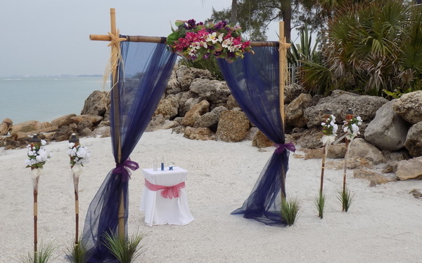 Siesta key Beach Weddings: The Siesta Enchantment Package Image 5