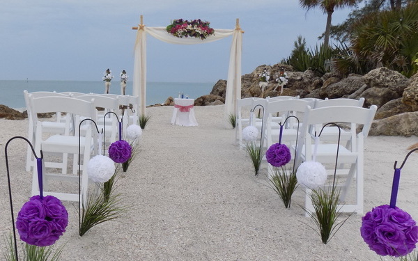 Sunset Hideaway Beach Wedding Package by SarasotaWeddingIdeas.com Image 3