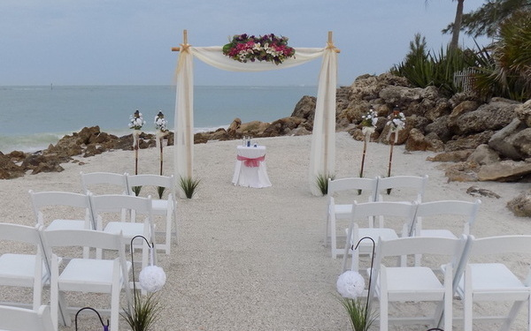 Sunset Hideaway Beach Wedding Package by SarasotaWeddingIdeas.com Image 4