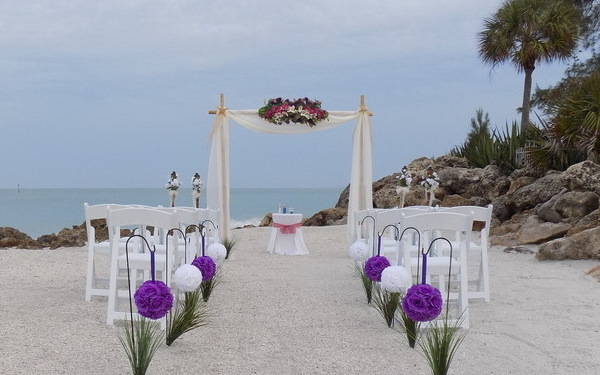 Sunset Hideaway Beach Wedding Package Image 1