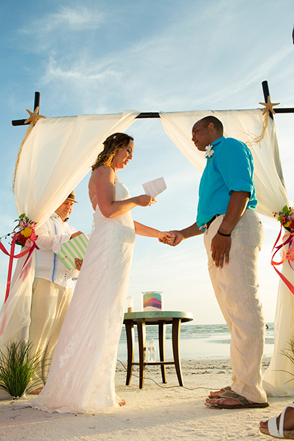 About Sarasota Beach Weddings