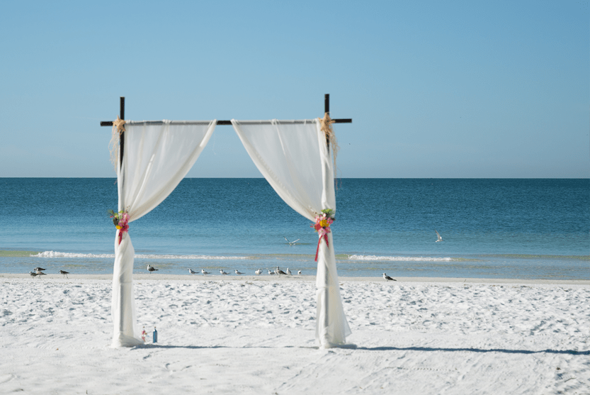 Tropic Sand Wedding Package