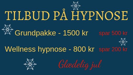 TILBUD PÅ HYPNOSE