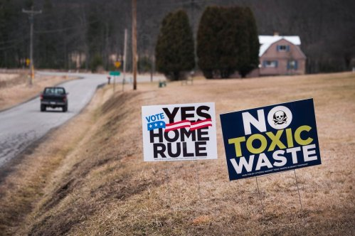 They Told A Fracking Company To Go Away. 3 Years Later, They're Still in Court.