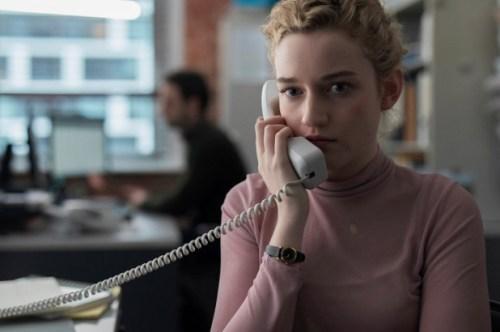 'The Assistant' is Julia Garner in a Weinstein-esque nightmare