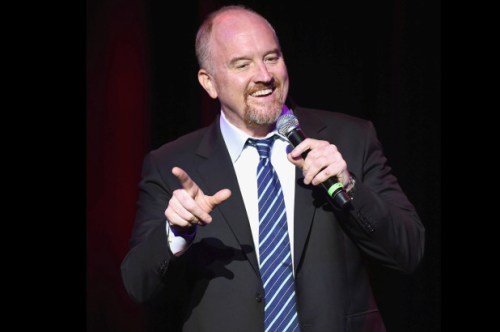 This is how Louis CK should make his comeback
