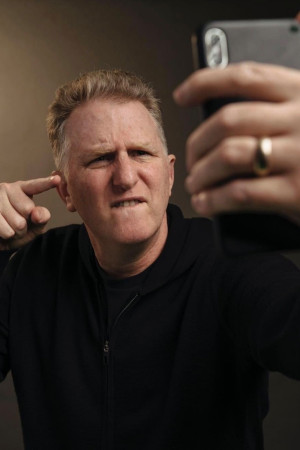 Michael Rapaport will F-bomb you into social distancing