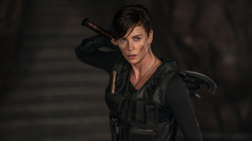 Long Live Charlize Theron