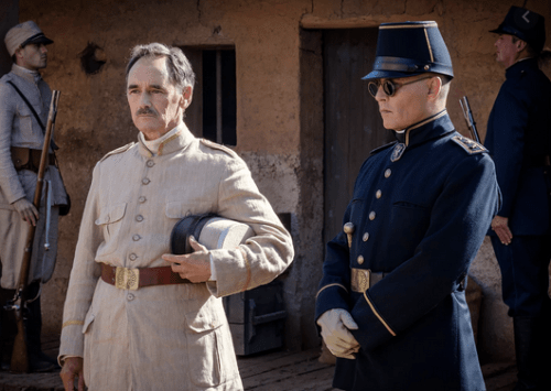 'Waiting for the Barbarians' review: Heavy-handed, but Johnny Depp sure is scary
