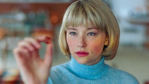 Haley Bennett is heartbreaking and fierce in 'Swallow'
