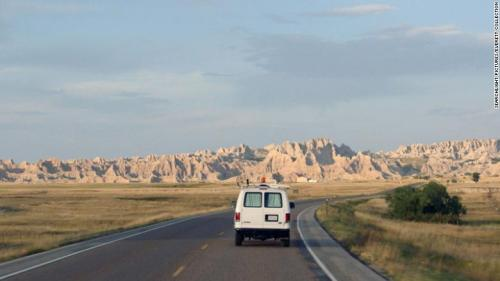 Americans are hitting the road. This amazing film goes along for the ride