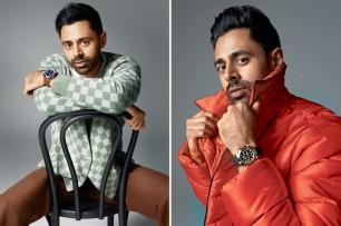 Hasan Minhaj on 'The Morning Show,' his new comedy tour and fatherhood