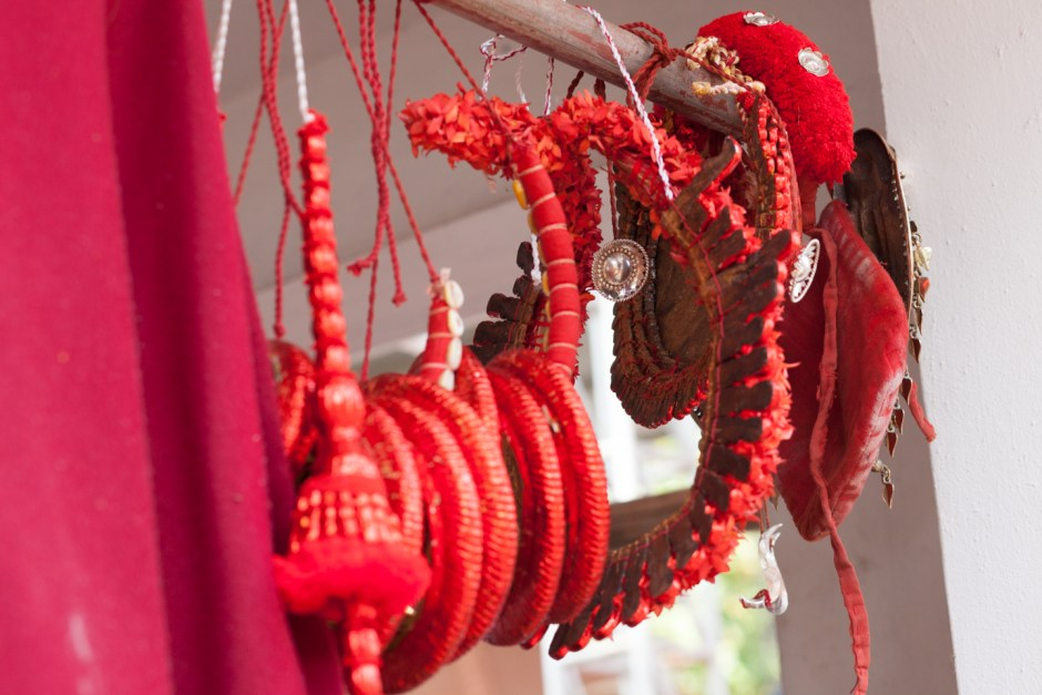 "Open the door to ""Theyyam"" in Kerala, South India"