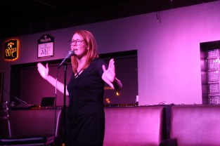 Dana Smith, Founder and Host of the Women's Comedy Open Mic