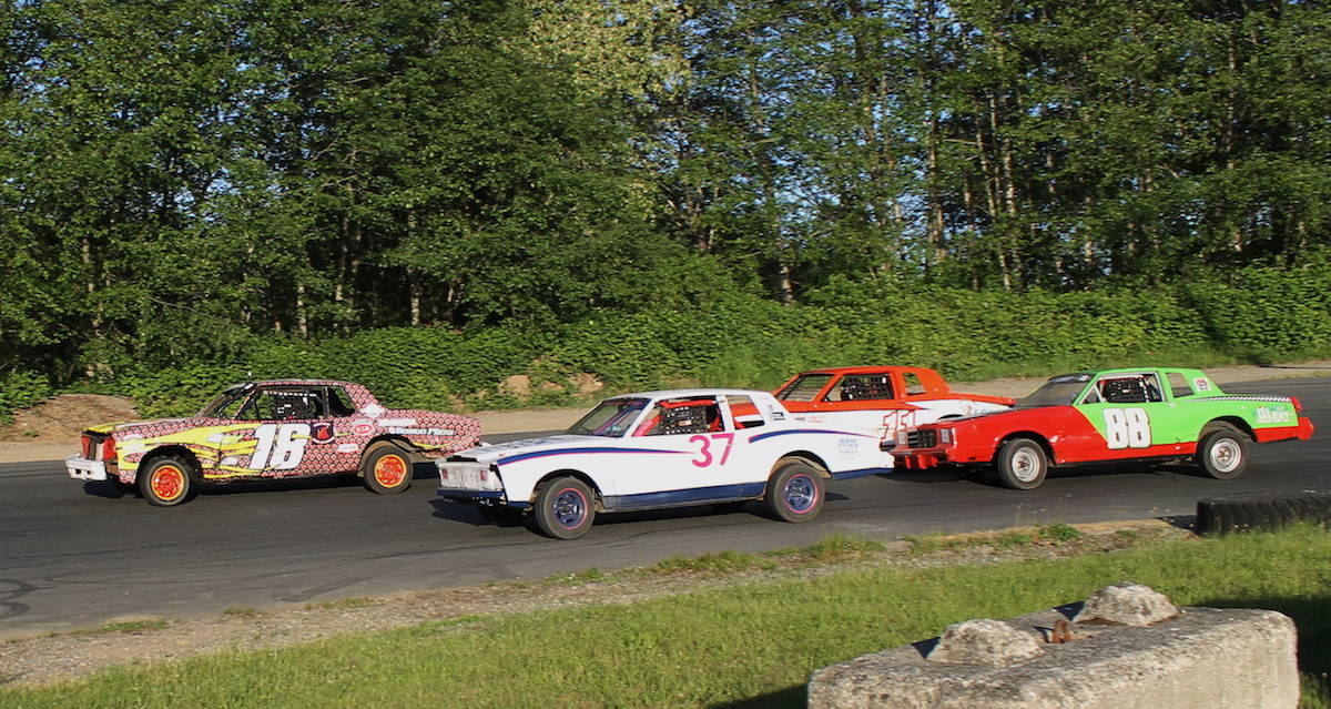 Saratoga Speedway - Your #1 Family Destination on Vancouver Island