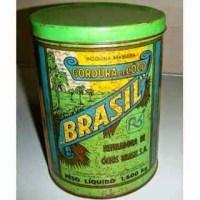 O que ficou - banha de côco Brasil