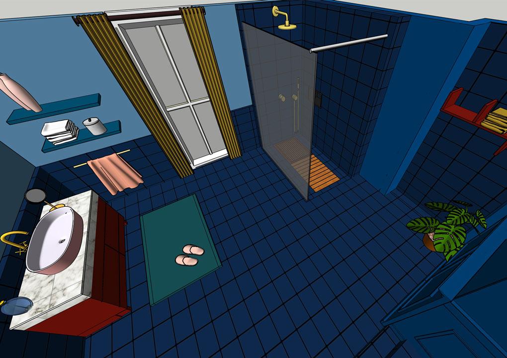 Philips Hue Badkamer : Philips hue bathroom lights saravaneerden