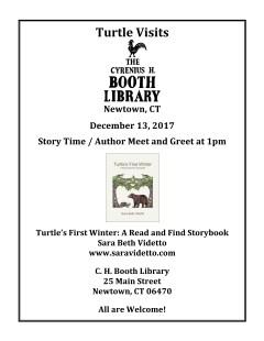 library visit Newtown