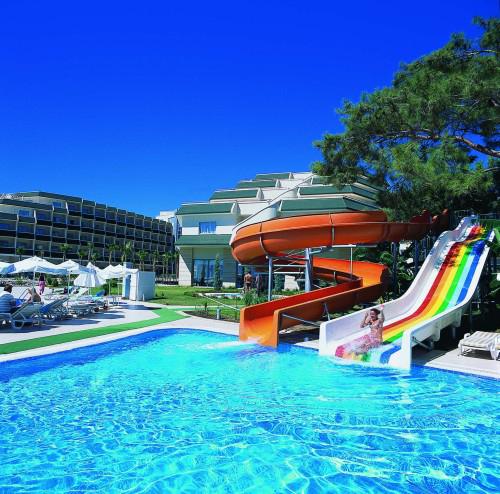 Queen's Park Resort Goynuk 5* - SarayBeach.com