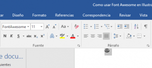 Como Usar Font Awesome En Illustrator, Photoshop y Office