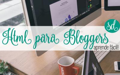 HTML Básico Para Bloggers: ¡Aprende Ahora!