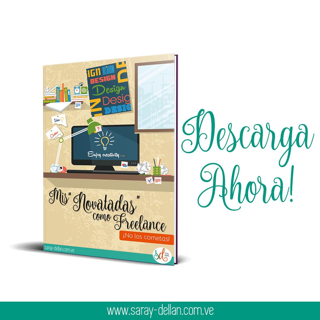 """Ebook Gratuito: Mis """"Novatadas"""" Como Freelance"""