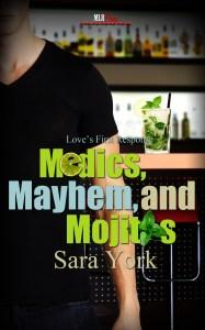 Medics, Mayhem and Mojitos-Sara York copy