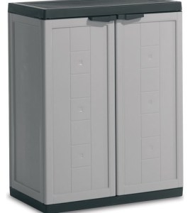 Шкаф Keter Tidy Tall Cabinet 17208157