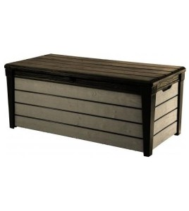 Сундук Keter BRUSHWOOD (WOOD LOOK) STORAGE BOX 455L