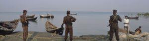 বাংলাদেশের সীমান্ত রক্ষী বাহিনী প্রতিদিন রোহিঙ্গা শরনার্থীদের নৌকাগুলো ফিরিয়ে দিচ্ছে